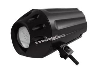 CONICAL ONE, housing black, projection light 50 mm, low beam