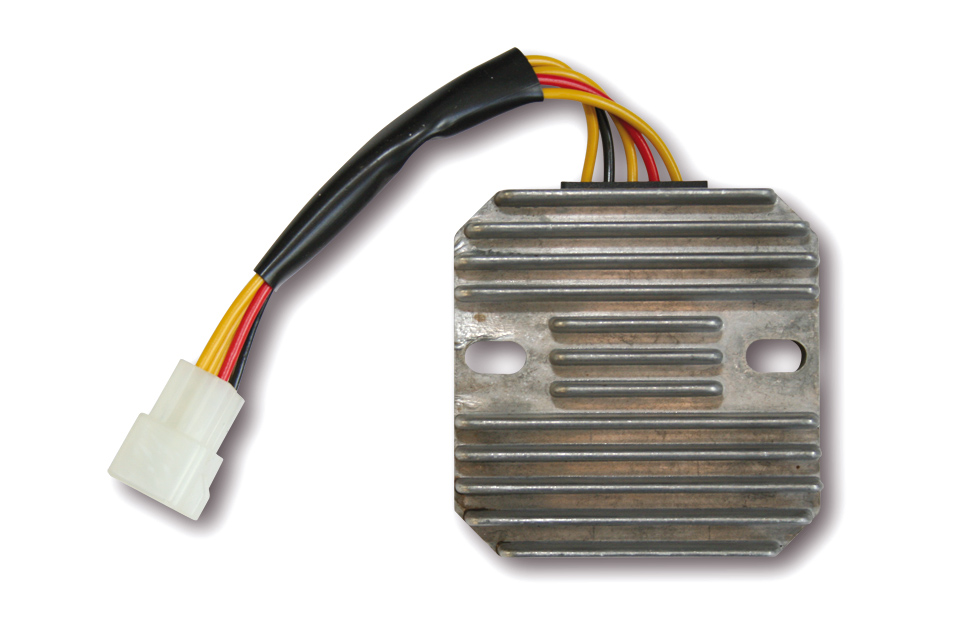 Regulátor dobíjení Suzuki XF 650 Freewind