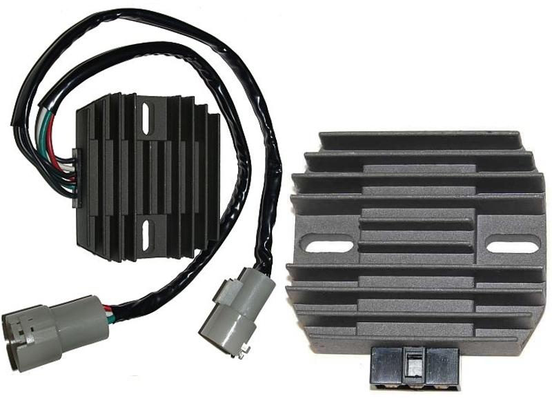 Regulátor dobíjení Kawasaki ZX 6 R 636
