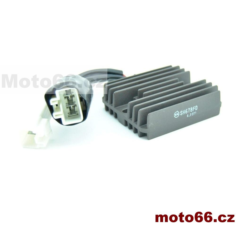 Regulátor dobíjení Honda CBR 600 RR