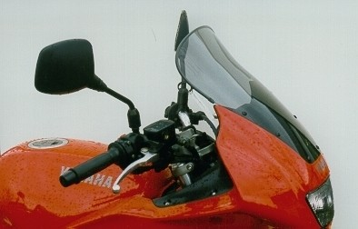 Plexi Yamaha XJ 600 S Diversion 1996-2002