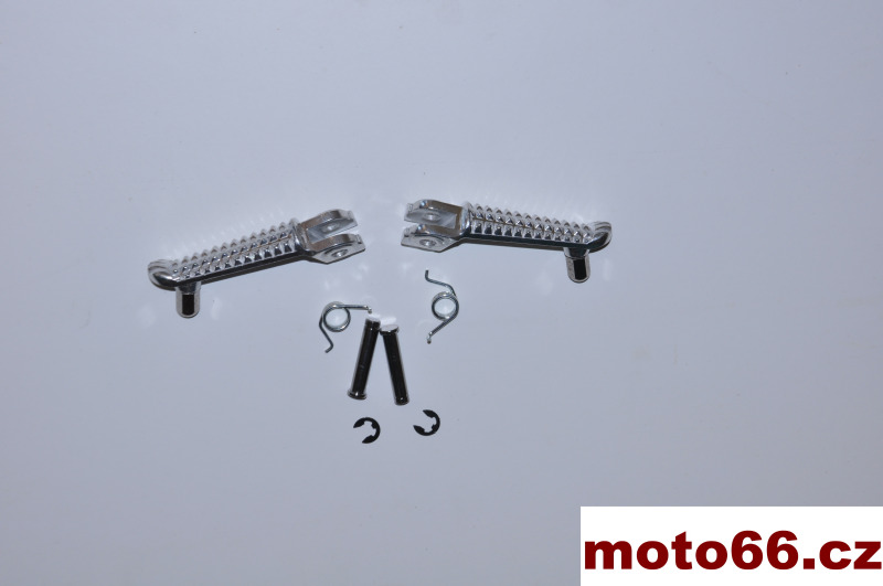 přední stupačky řidiče Yamaha R1 R6 levá nebo pravá