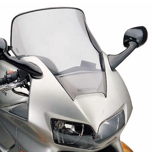 plexi Honda VFR 800 1998-2001 kouřové/čiré originální/turistické