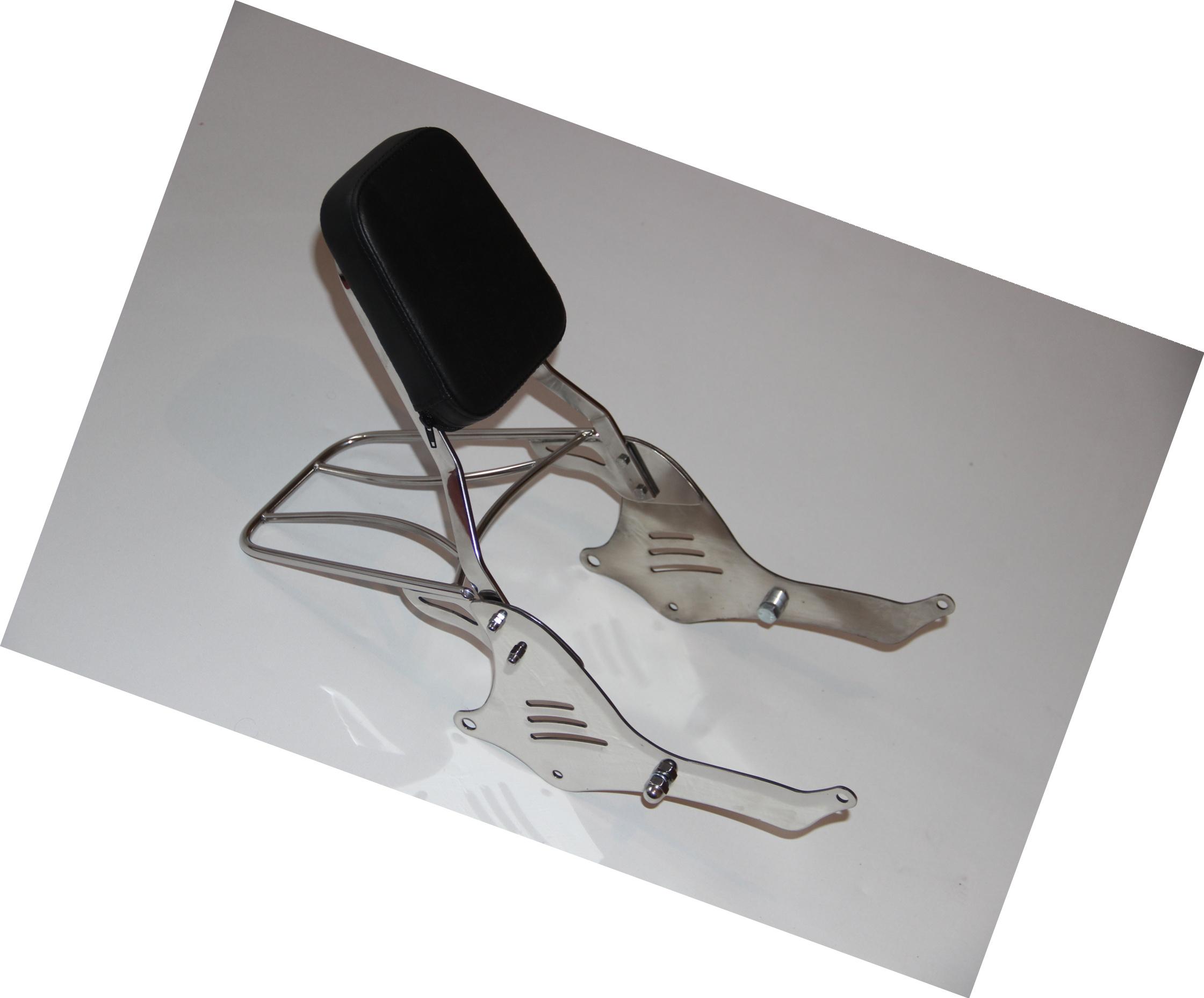 Opěrka spolujezdce + nosič na Yamaha XV 535 Virago