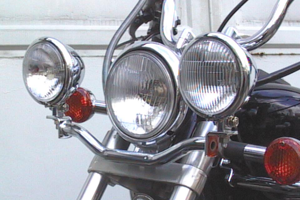 držáky předních světel Suzuki VS 600, VS 800, VS 1400