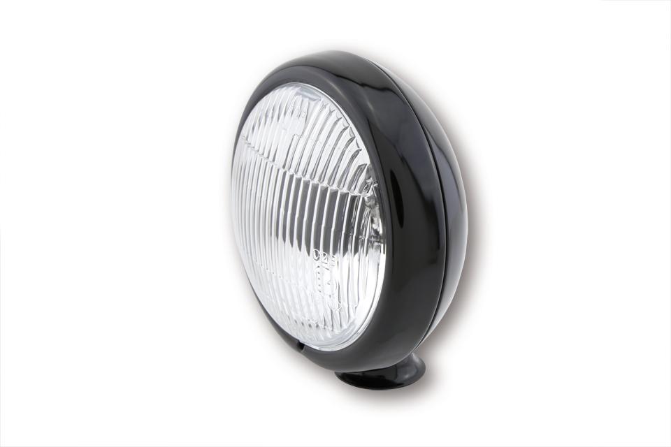 přídavné mlhové světlo černá lesklá 12.6 cm