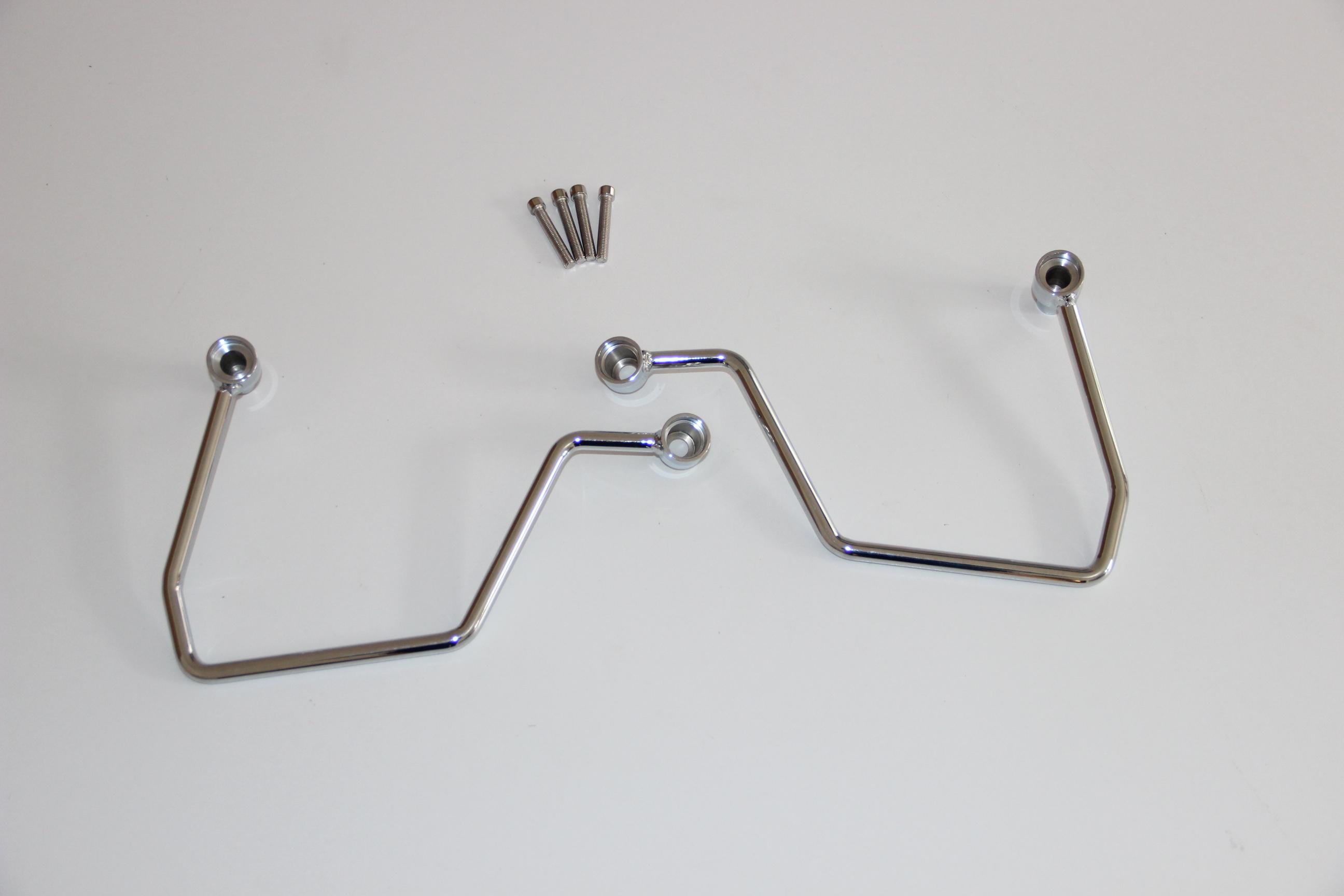 Suzuki VS 1400 VS 800 VS 750 VS 600 Intruder držák - podpěry pod brašny