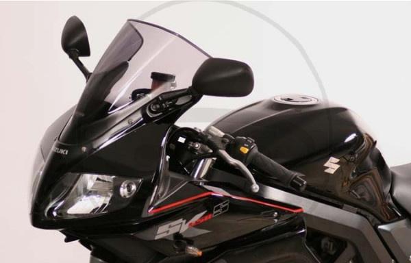 plexi štít suzuki SV 650 S 2003-2010