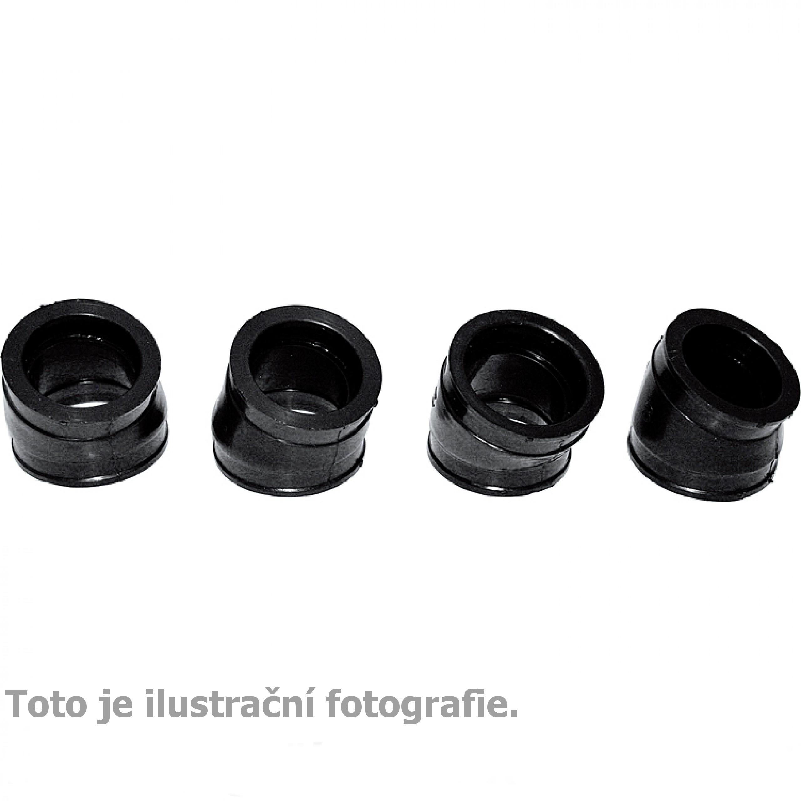 Příruba sání karburátoru CHH-18, Honda VT 600 C, 88-97, VT 750 C, 97-02, XL 600 V, 88-99, XRV 650, 88-89, XL 650 V, 00-05